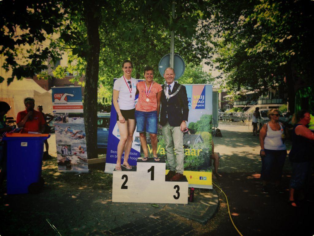 Prijsuitreiking Martine van Onna - 7 juli 2018 Vianen