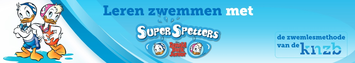 KNZB-Superspetters-zwemles